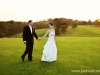 Bride and Groom Chartiers Country Club