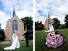 Bride Groom Church
