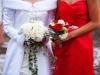 Flowers for Bride & Bridesmaid