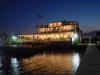 Bonnet Island Estate Wedding at dusk
