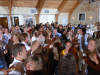 Wedding dancing at Bonnet Island Estate