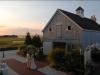 Bonnet Island Estate Chapel at sunset