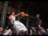 Carnegie Museum Music Hall Wedding - John Parker Band 056