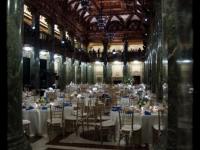 Carnegie Museum Music Hall Wedding - John Parker Band 196