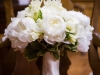 Bride\'s bouquet of peonies at a Carnegie Music Hall Pittsburgh wedding.