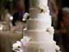 Carnegie Music Hall Pittsburgh wedding reception cake.