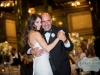 Father daughter dance at a Carnegie Music Hall Pittsburgh wedding reception.