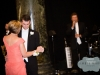 Mother and son dance with John Parker Band playing at a Carnegie Music Hall Pittsburgh wedding reception.