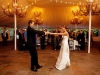 First Dance with Bride and Groom at Galleria Marchetti Chicago