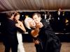 Guests Dance at Galleria Marchetti Wedding