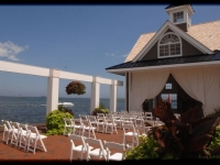 Mallard Island Yacht Club Wedding - John Parker Band 324