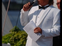 Mallard Island Yacht Club Wedding - John Parker Band 414