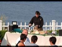Mallard Island Yacht Club Wedding - John Parker Band 432