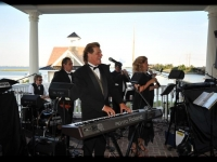 Mallard Island Yacht Club Wedding - John Parker Band 528