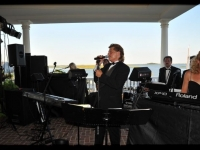 Mallard Island Yacht Club Wedding - John Parker Band 540