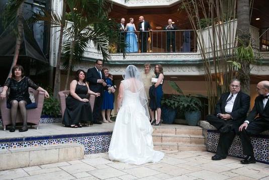 Mayfair Hotel Amp Spa Coconut Grove Wedding Raleigh