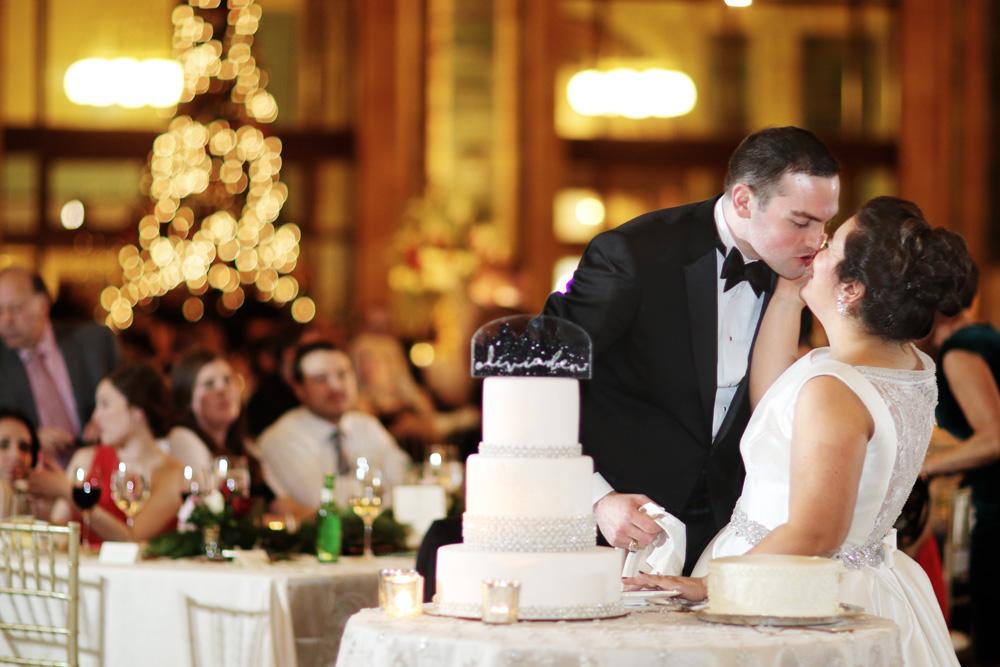 Grand Concourse Wedding Cake