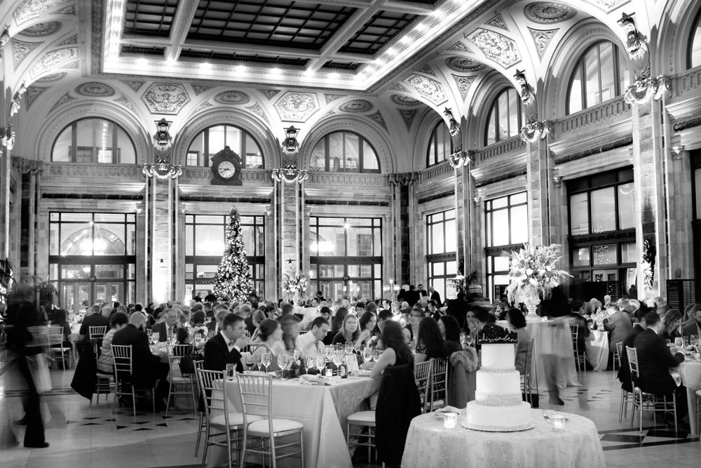 Grand Concourse Wedding Reception