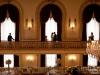 Omni William Penn Wedding Balcony