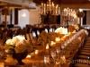 Omni William Penn Wedding huge Head Table