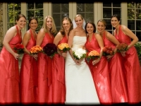 Outdoor Tent Wedding - John Parker Band 015
