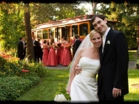 Outdoor Tent Wedding - John Parker Band 051