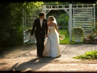 Outdoor Tent Wedding - John Parker Band 053