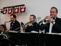 PointView Hall Carnegie Science Center Wedding John Parker Band 49