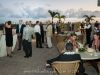 Cocktail party at Riverside Hotel wedding in Ft. Lauderdale