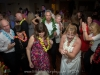 Bride dances with guests at Riverside Hotel wedding in Ft. Lauderdale
