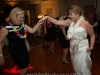 Bride dances with guest at Riverside Hotel wedding in Ft. Lauderdale