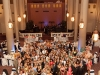 bride-and-groom-with-guests-wedding-grand-hall-priory-pittsburgh