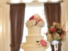Wedding Cake at The University Club