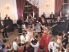 The University Club Wedding Happy Bride John Parker Band