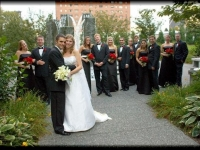William Penn Hotel Wedding with John Parker Band 064