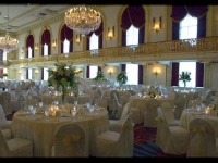 William Penn Hotel Wedding with John Parker Band 080
