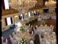 William Penn Hotel Wedding with John Parker Band 088