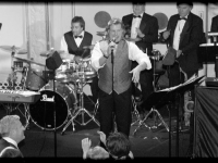 William Penn Hotel Wedding with John Parker Band 224