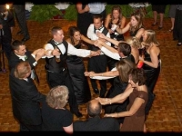 William Penn Hotel Wedding with John Parker Band 304
