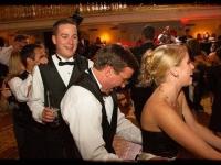 William Penn Hotel Wedding with John Parker Band 320