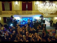 William Penn Hotel Wedding with John Parker Band 328