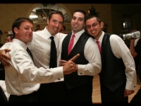 Marriott Hotel West Palm Beach Wedding - John Parker Band 087