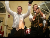 Marriott Hotel West Palm Beach Wedding - John Parker Band 120