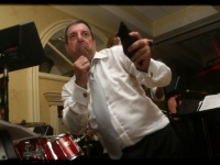Marriott Hotel West Palm Beach Wedding - John Parker Band 123