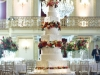 Omni William Penn wedding cake