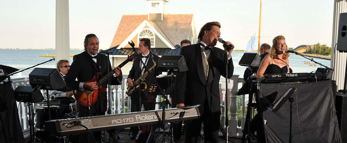 Wedding-Mallard-Bonnet-Island-Estate-Long-Beach-Island John Parker Band