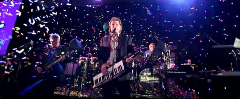John Parker Band Gala Mardi Gras