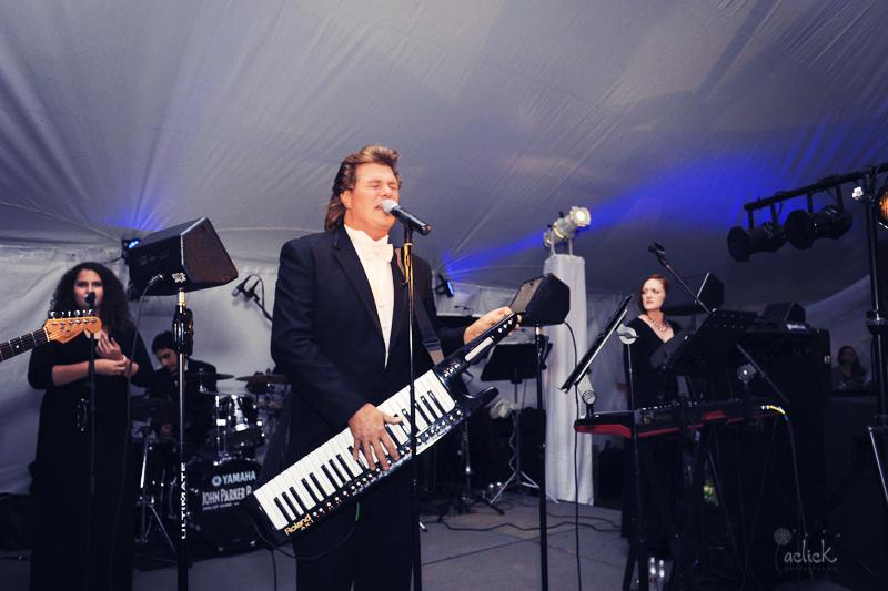 The Links Bloomsburg Wedding Reception John Parker Band
