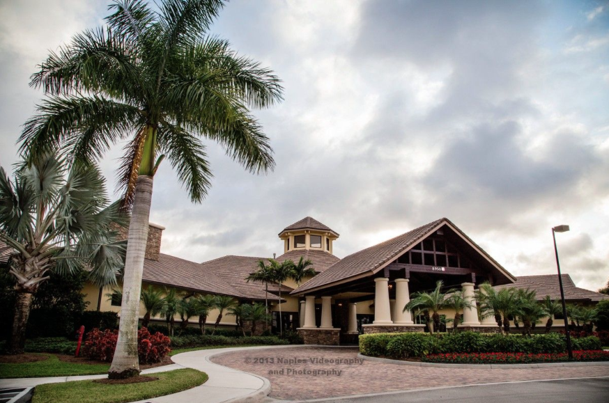 Golf Lodge at the Quarry Naples Wedding -
