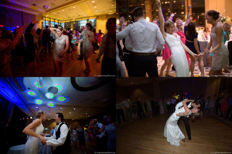Duquesne University Ballroom Wedding - Couple Shares First Dance